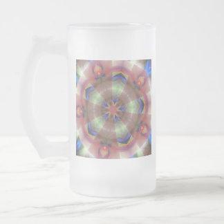 Ein Kaleidoskop der neuen Möglichkeiten Mattglas Bierglas
