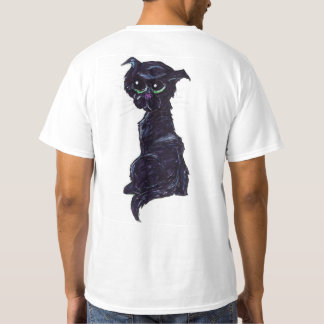 Ein #Kitty genannte Jewel | #jWe | #BlackCat T-Shirt