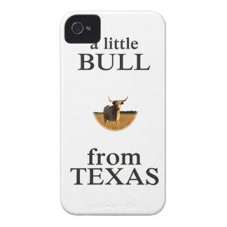 Ein kleiner Stier von Texas iPhone 4 Hüllen