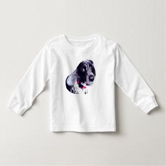 Ein kleiner Welpe Kleinkind T-shirt