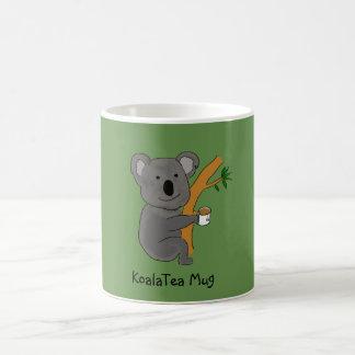 Ein Koala-Teebecher Kaffeetasse