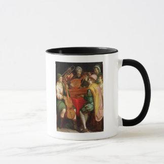 Ein Konzert Tasse
