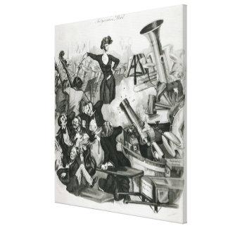 Ein Konzert von Hector Berlioz Gespannte Galerie Drucke