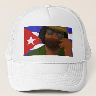 Ein kubanischer Lebensstil Truckerkappe