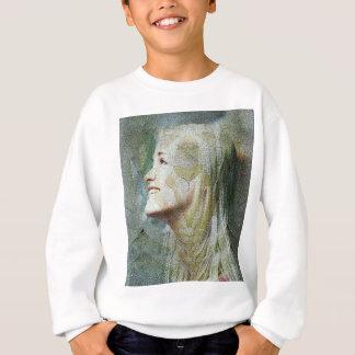 Ein Lächeln kann die Welt ändern Sweatshirt