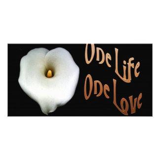 Ein Leben, eine Liebe Karte