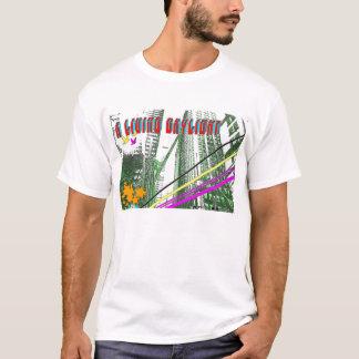 Ein lebendes Tageslicht T-Shirt