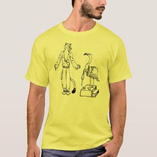 Ein Leopard ändert seine Stellen T-Shirt