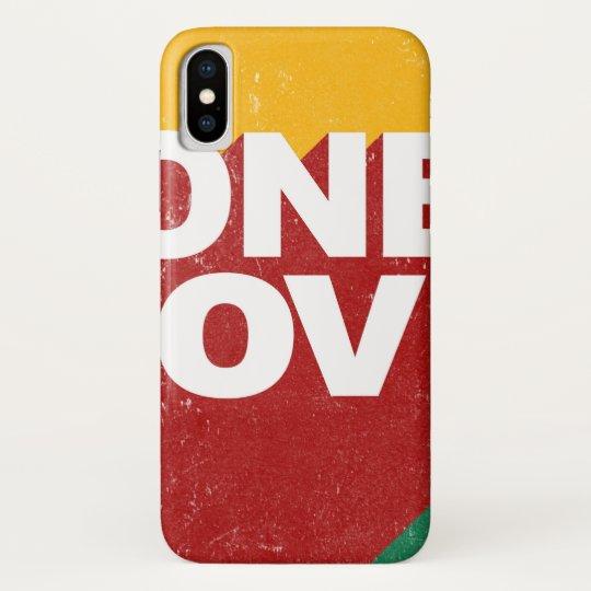 Ein Liebe-Plakat Galaxy Nexus Hüllen