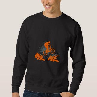 Ein Liebe Radfahren Sweatshirt