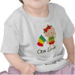 Ein Liebe Rasta Baby 2 T Shirts