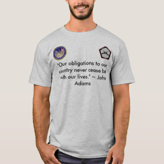 EIN MANN MIT MUT IST EIN MAJO… T-Shirt