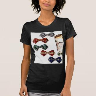ein Mann und seine bowties T-Shirt