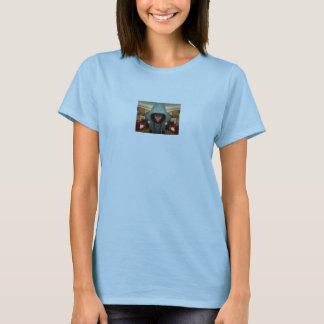 Ein mit Augen Monster T-Shirt