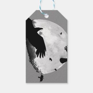Ein Mord an den Krähen und am Mond Geschenkanhänger