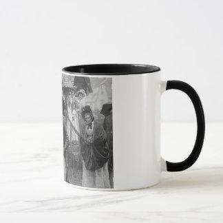 Ein nasses Sonntag Morgen Tasse