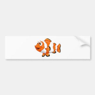 Ein nemo Fisch Autoaufkleber