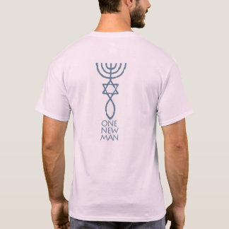 Ein neuer Mann-T - Shirt