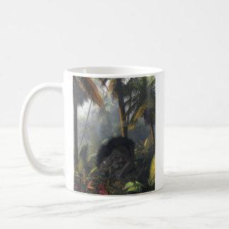 Ein neugieriges Geschöpf Kaffeetasse
