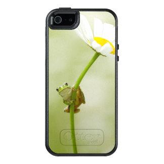 Ein niedlicher Frosch OtterBox iPhone 5/5s/SE Hülle