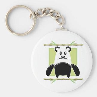 Ein niedlicher Lil Panda Schlüsselanhänger