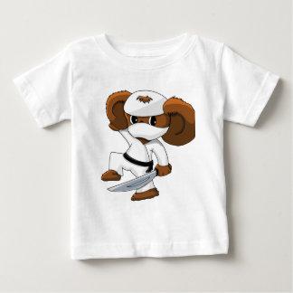 Ein niedliches lustiges Cartoon cheburashka Baby T-shirt
