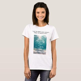 Ein nobles T-Shirt für die ihre Mädchen heraus