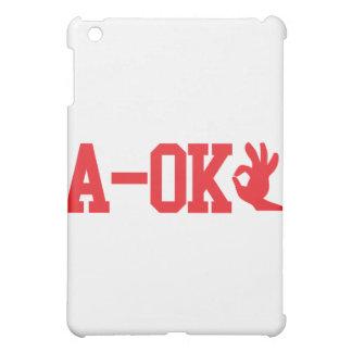 EIN O.K. iPad MINI HÜLLE