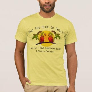 Ein Paar Papageien T-Shirt
