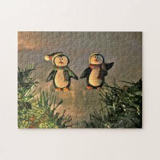 Ein Paar Pinguine Puzzle