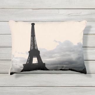 Ein Paris… La-Ausflug Eiffel Kissen Für Draußen