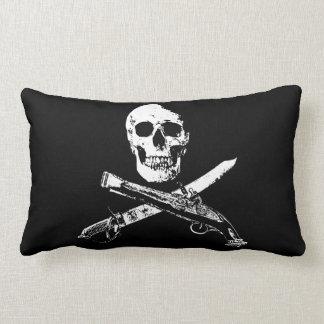 Ein Piraten-Leben doublesidedskullpillow_1 Lendenkissen