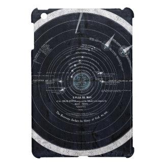 Ein Plan oder eine Karte des Sonnensystems Hüllen Für iPad Mini