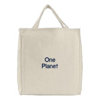 Ein Planet - Taschen-Tasche