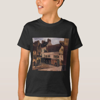 Ein Quadrat in La Roche Guyon durch Camille T-Shirt