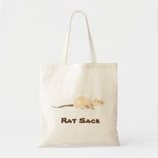 Ein Rattensack für Ihre Rattenimbisse! Tragetasche