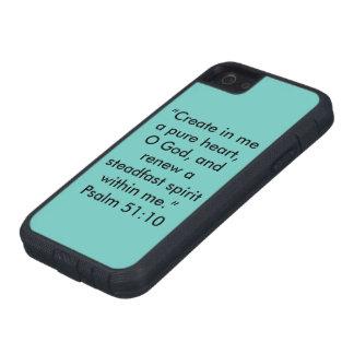 """""""Ein reines Herz"""" Iphone 5/5S und Se-Handy-Fall Tough Xtreme iPhone 5 Hülle"""