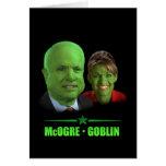 Ein republikanisches Halloween! Grußkarte