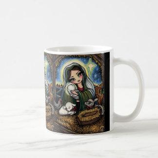 Ein Retter ist geborenes Kaffeetasse