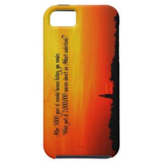 Ein schöner Sonnenaufgang Schutzhülle Fürs iPhone 5