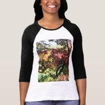 Ein schönes T-Shirt für den Herbst