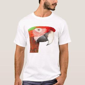 Ein schönes Vogel-Harlekinmacaw-Porträt T-Shirt