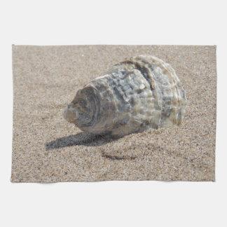 Ein Seeoberteil Handtücher