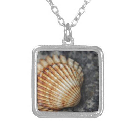 ein Seeoberteil Halskette