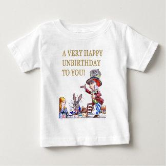 Ein sehr glückliches Unbirthday zu Ihnen! Baby T-shirt