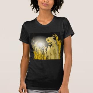 Ein Sensenmann in der Hölle (Gold) T-Shirt