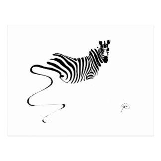 Ein Sibra Postkarten