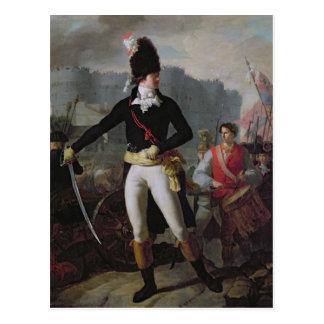 Ein Sieger der Bastille, am 14. Juli 1789 Postkarte