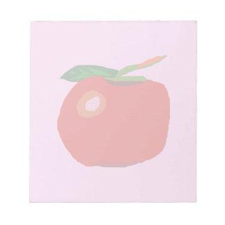 Ein Single Apple hellrosa Kladde
