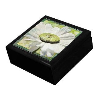 Ein Sommer-Gänseblümchen II - dekorativer Kasten Erinnerungskiste